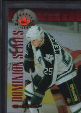 JOE NIEUWENDYK 1997/98 DONRUSS CANADIAN ICE #51 DOMINION STARS SP #125/150