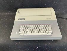Smith Corona Typewriter 340 DLE Spell Right Dictionary - Model 5A-1 - USED