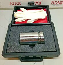 4kg Stainless Steel Calibration Weight with Case and Gloves