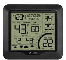 Wind Speed Weather Station Sensor Wireless Temperature Humidity Indoor Outdoor