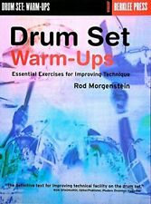 Drum Set Warm-Ups: Essential Exercises for Improving Tech... by Morgenstein, Rod