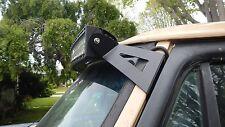 "72-93 Dodge ram truck 50""-52""LED light bar brackets 150 250 350 NO install kit"