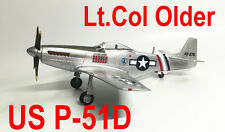 Easy Model 1/72 US P-51D Lt.Col Older 23FG Plast Fighter Model #37293