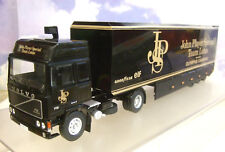 Volvo F12 1981 John Player Special Team Lotus Racing Transporter 1/43 Ixo