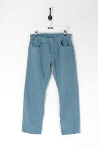 Vintage Levis 514 Droit Slim Jean Turquoise (W32 L29)