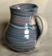 Vintage  Miniature Agate Ware Jug - Alton Towers Pottery