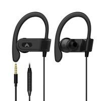 Avantree E171 Wired Sports Earphones Mic Dynamic range Supersoft headset