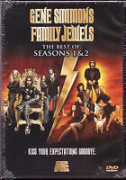 NEW Gene Simmons Family Jewels - The Best of Season 1 & 2 (DVD, 2008)