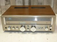 SANSUI G-301 VINTAGE HI FI SYSTEM USE INTEGRATED PHONO STAGE STEREO AMPLIFIER