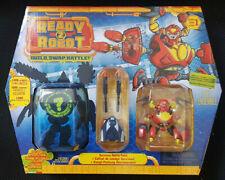 Ready 2 ROBOT TAG TEAM BATTLE PACK SERIE 1 Carro Armato /& MISTERO Bot spedizione gratuita nel Regno Unito!