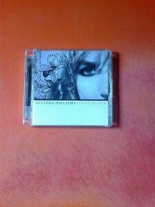 LUCINDA WILLIAMS Little Honey CD Album!