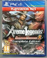Dynasty Warriors 8 Xtreme Legends Complete Edition   'New & Sealed'  *PS4(Four)*