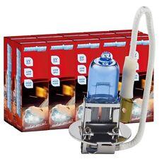 10x h3 Xenon Look xenohype ULTRA lampada alogena 12v 55 Watt pk22s