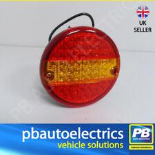Camelot Automotive Redondo Luz LED Trasero Ensamblaje Rojo/Naranja crrl 39