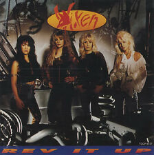 Rev It Up [Remaster] by Vixen (CD, Nov-2004, EMI)