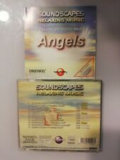 COMPILATION - SOUNDSCAPES RELAXING  MUSIC - ANGELS  (CYBERTRACKS)  -  CD