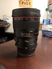 Canon EF 24mm f/1.4L II USM w/ Sigma MC-11 Adapter for Sony E mount Cameras .