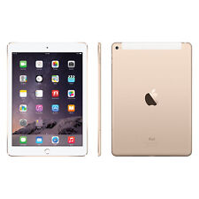 "Nuevo Apple iPad 2 32GB 9.7"" Tablet Wifi Air + Celular 4G-Dorado-UK Modelo"