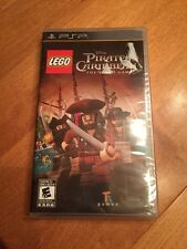 Sony PSP Game New Sealed Lego Disney Pirates Of The Caribbean