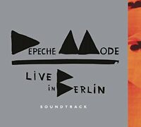 Depeche Mode - Live In Berlin Soundtrack [CD]