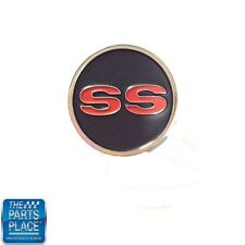 1965-67 Nova / Chevy II 4 Speed & Automatic Top Plate SS Emblem For Console
