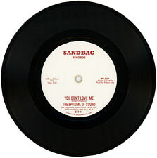 """EPITOME OF SOUND  """"YOU DON'T LOVE ME c/w WHERE WERE YOU"""" NORTHERN SOUL"""