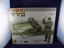 "DRAGON FIGURE WW2 GERMAN ROCKET CREW ""LANG"" NIB 1/6 Scale (CD) 2)"
