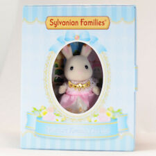 Sylvanian Families Fan Club FIGURE & COLLECTORS GIFT BOX 2020 Chocolate Rabbit