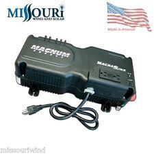 Magnum Energy MMS1012G 12V Inverter/Charger 1000 Watt,  w/ GFCI & 3 ft AC cord