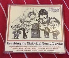 Biddulph Sampler: Breaking The Historical Sound Barrier (CD 1993) LAB 000