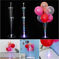 Plastic Balloon Accessory Base Table Support Holder Cup Stick Stand Party Decors