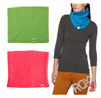 Ladies and Girls ROXY Snow Accessories Ice Over Collar Neck Gaiter Outdoor