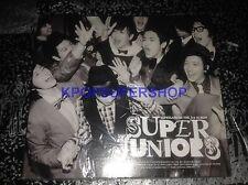 Super Junior Vol. 3 - Sorry, Sorry (Version B) Photobooklet CD NEW Sealed