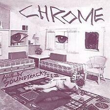 Chrome - Alien Soundtracks I & II [New CD]