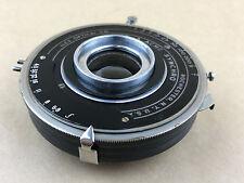 "GOERZ DAGOR 7"" in f/6.8 Series III No.2 Lens w/ No.3 Acme Synchro Shutter"