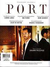 Port Magazine For Men Issue 4 Winter 2011 Benjamin Millepied Michael Fassbender
