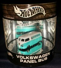 Hot Wheels Oil Can Truck Series #4/4 Volkswagen Panel Bus Real Riders VHTF