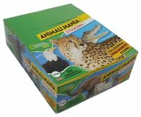 Animali Mania Box 30 Packs Stickers Topps