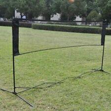 New listing Outdoor Volleyball Net For Garden Schoolyard Backyard Beach Sports Tennis