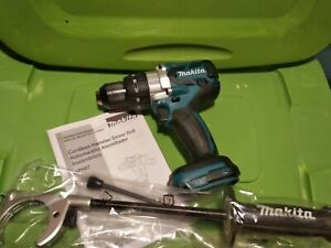 New Makita XPH07 18V Lithium-Ion Brushless 1/2-inch Hammer Drill Driver Bare