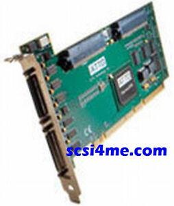 ATTO ExpressPCI UL4D Dual-channel Ultra320-to-PCI-X SCSI Card for MAC & PC