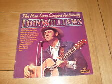 DON WILLIAMS - The Pozo Seco Singers Featuring Don Williams - 1979 UK Vinyl LP
