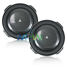 "(2) JL AUDIO® 13TW5v2-4 13-1/2"" SHALLOW-MOUNT TW5v2 CAR SUBWOOFERS SUBS *PAIR*"