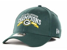 New listing Green Bay Packers NFL NFC North Division Champions New Era 39Thirty Hat Cap Mens