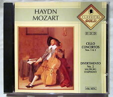 CD (s) - HAYDN / MOZART - Cello Concertos / Divertimento