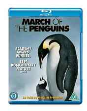 BLU RAY IMPORT ANGLAIS March of the Penguins Comme neuf like new !
