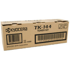 Kyocera Original TK-144 Black Toner For FS1100 - 4,000 Pages