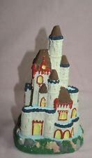Collectible Real Sand Sculptures Castle Mr. Sandman Nipigon Studio Inc. 1987
