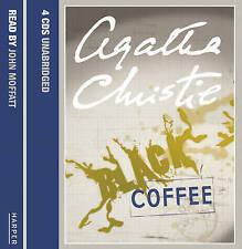 Black Coffee by Agatha Christie 4CD Audiobook Complete & Unabridged