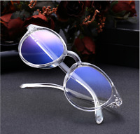 Transparent Clear Myopia Glasses Full-rim eyeglasses Eyewear Women Men Vintage